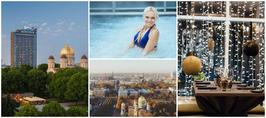Radisson Blu Latvija SPA Hotel