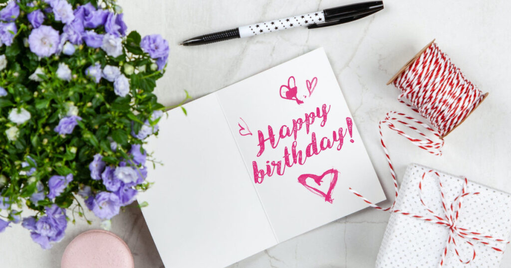 dzimšanas dienas apsveikumi