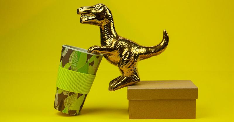 dinozauru tēli