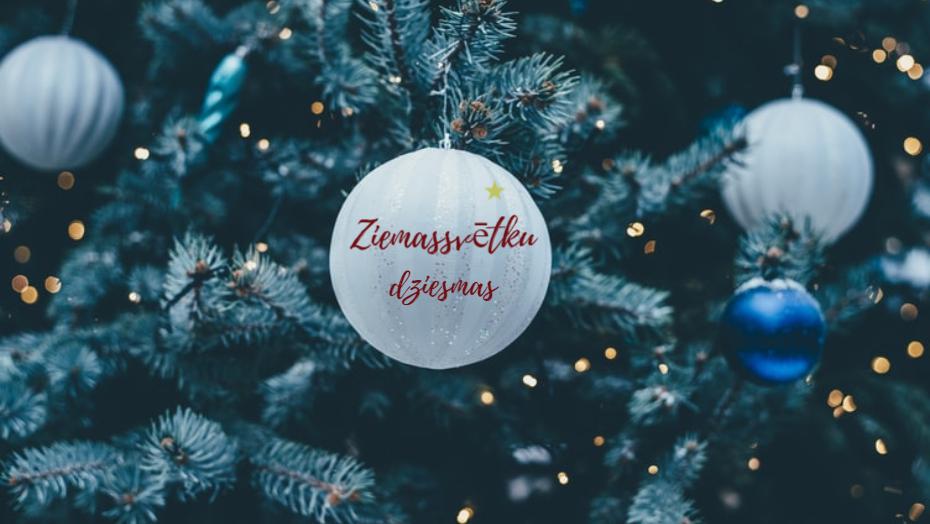 ziemassvētku dziesmas