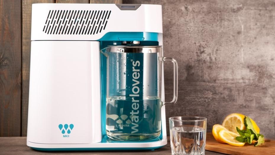 ūdens filtru kannas