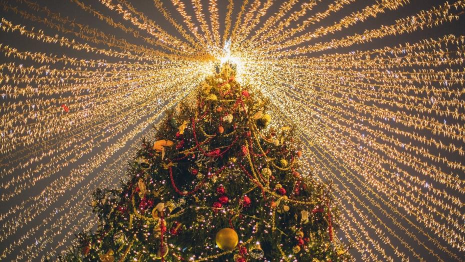 ziemassvētku dekorācijas